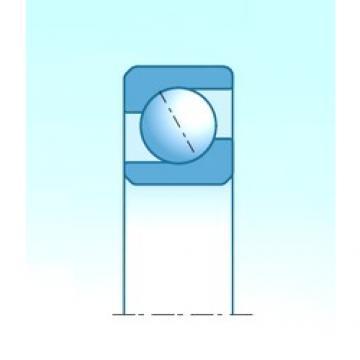 180 mm x 280 mm x 46 mm  NTN 7036CT1B/GNP42 angular contact ball bearings