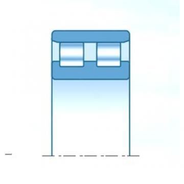 190 mm x 260 mm x 69 mm  NTN NN4938KC1NAP4 cylindrical roller bearings